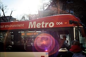 Madison Metro Bus