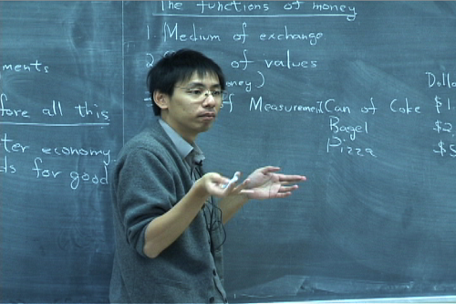 ITA Training Chalkboard